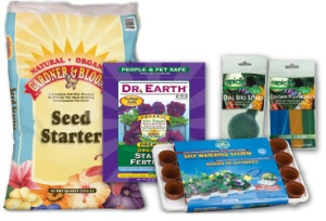 The secret to success is our Seed Starting Success Kit